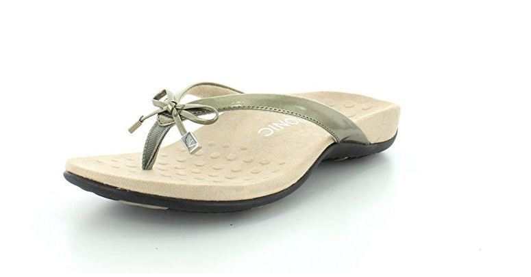 904c36c4a887 Vionic Bella 2 Thong Sandal with Orthaheel Technology