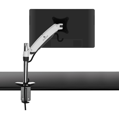 OPEN BOX Gabor MD-BSL15W Dual-Monitor Desktop Mount with Spring Loaded Arms