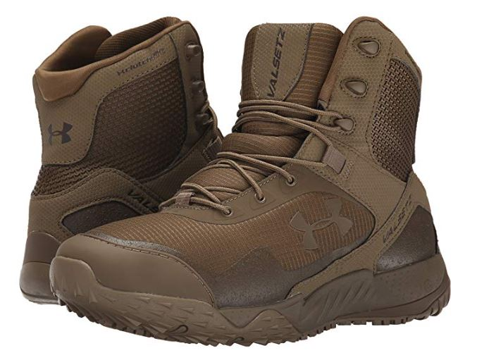 Details about Under Armour Men's UA Valsetz RTS Military and Tactical Boot Coyote Brown 11.5