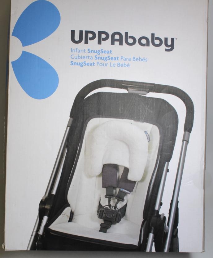 OPEN BOX Uppababy Car Seat Adapter Vista 2015//Cruz//Alta Free S//H